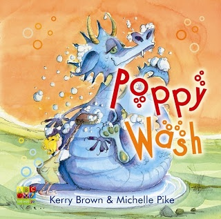 Poppy Wash by Kerry Brown and Michelle Pike