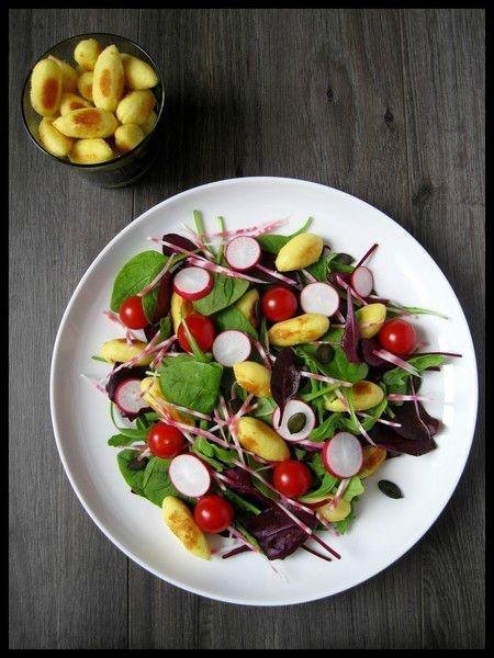 1000 images about salades on pinterest. Black Bedroom Furniture Sets. Home Design Ideas