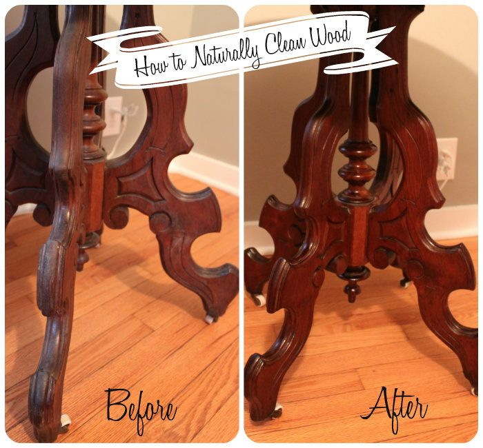 Clean Old Furniture Best 25 Clean Wood Furniture Ideas On Pinterest  Clean Wood .