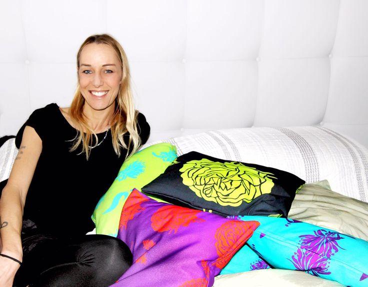 I love my pillows