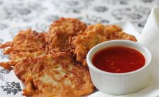 Potato Fritters Recipe - Toddler