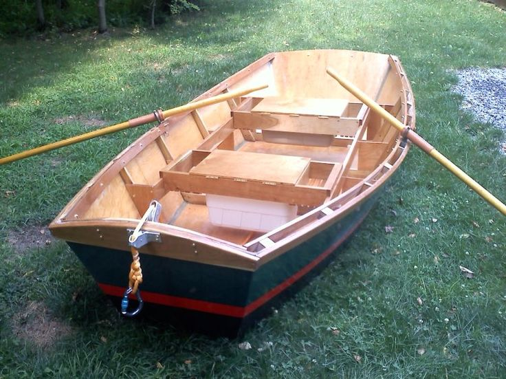 Dave Z Drifter - Hitting the Water - Wooden Boat People | Drift boat project | Pinterest ...