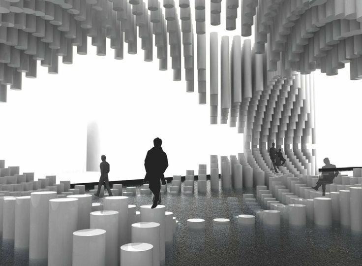 Non linear architecture parametrics workshop 2010 at for Linear architecture design