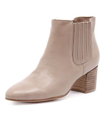 Django & Juliette Rascal Latte Women Shoes Casuals Boots Heels
