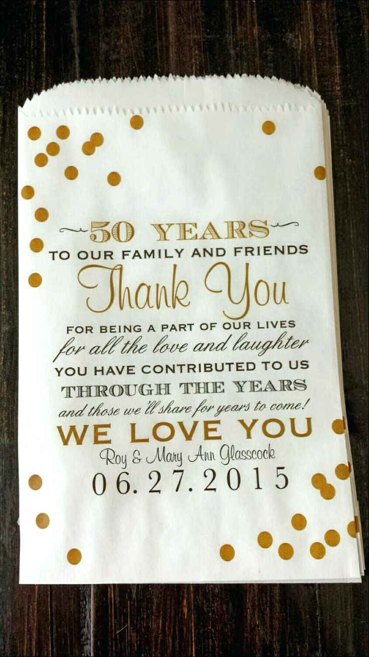 77 best Anniversary images on Pinterest | 50th wedding anniversary ...