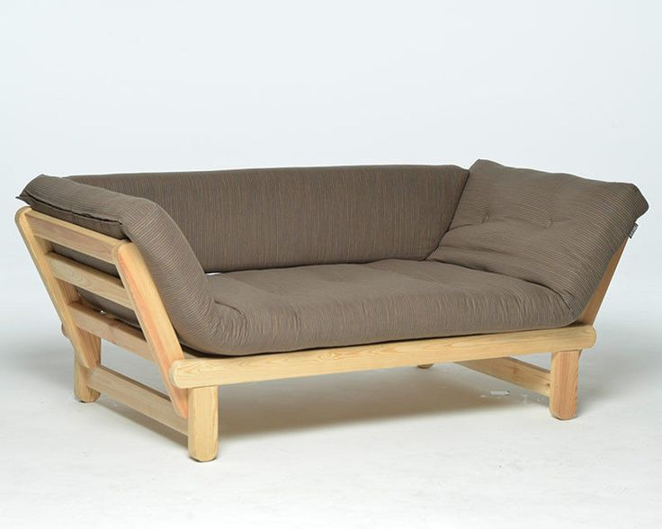 Single futon bed roselawnlutheran Single couch bed