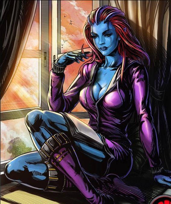 147 Best Girls Blue Images On Pinterest  Comics, Marvel -8197