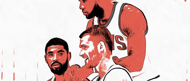 LBJ Irving and Love