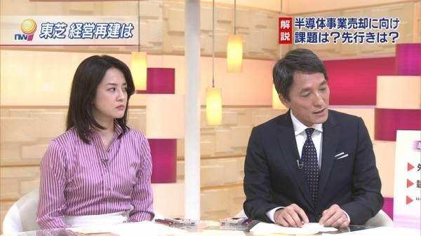 アナウンサー ニュース ウォッチ 9