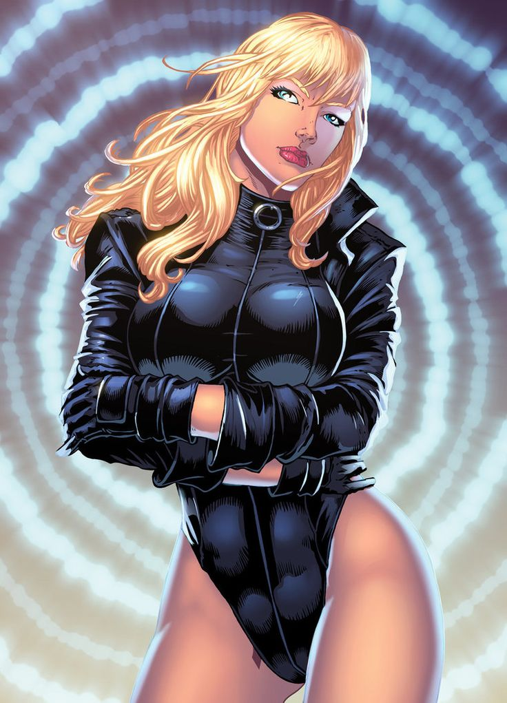 black canary digital inks by frostdusk-d39brf6 XGX by knytcrawlr on DeviantArt
