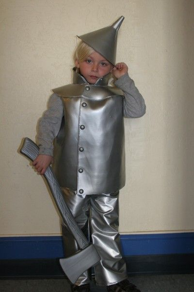 How-to Make a Tin Man Costume | Costume Pop