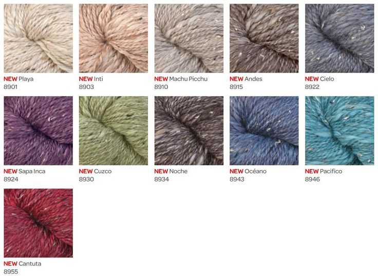 Berroco Inca Tweed is a lofty, thick-and-thin 2 ply that knits up quickly for cozy garments and accessories. Made by Berroco We carry all the accessories needed