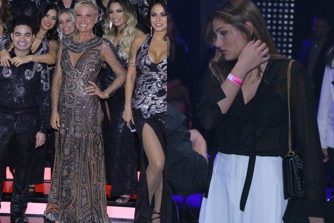 Os looks de Xuxa e Sasha Meneghel na final do Dancing Brasil
