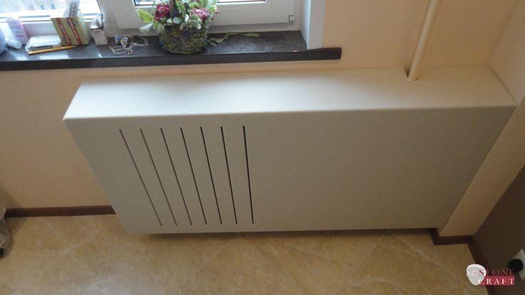 Радиатор, материал Akrilika
