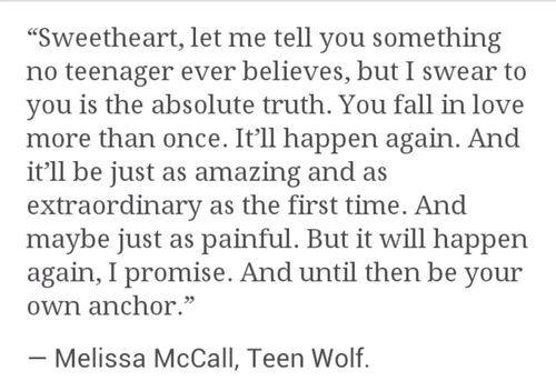 alexandra-teixeira-leite:  Teen Wolf Quote on We Heart It.