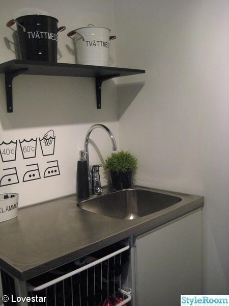 Tvättstuga - Ett inredningsalbum på StyleRoom