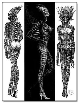 The Little Giger Page