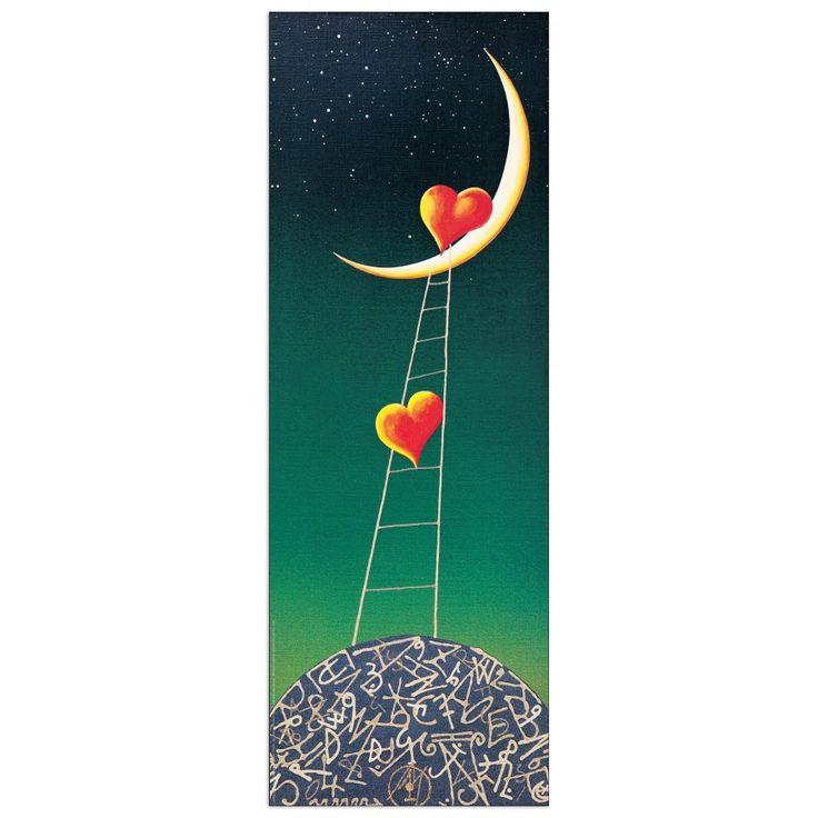 MELONISKI DA VILLACIDRO - Appuntamento sulla luna 35x100 cm #artprints #interior #design #art #prints  Scopri Descrizione e Prezzo http://www.artopweb.com/EC18631