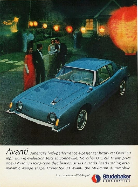 Avanti, Dad likes these