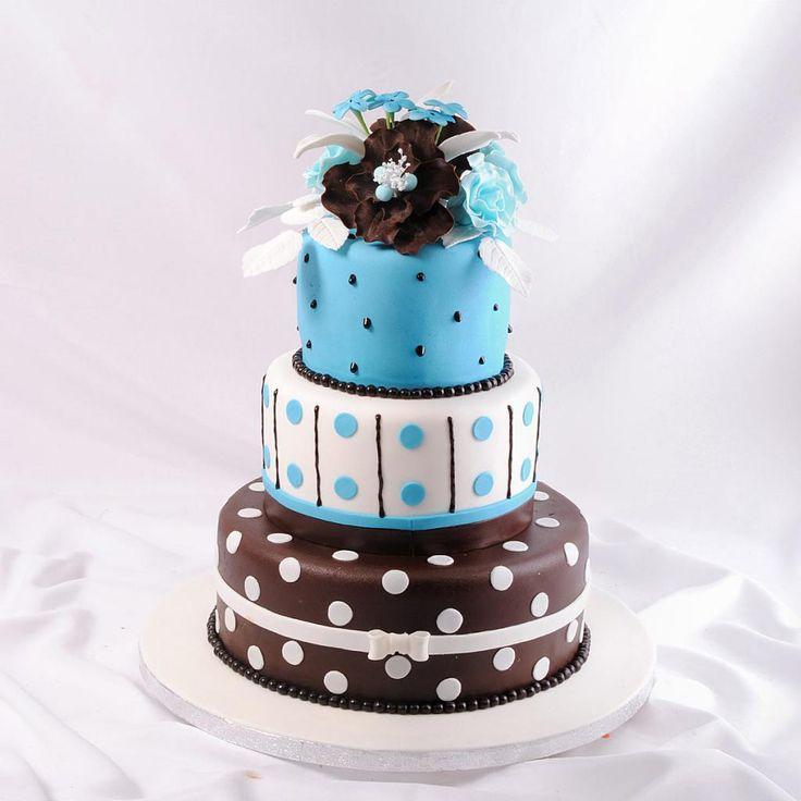 Свадебный торт в стиле Нью Вейв. Выполнено в Мастерская тортов Владимира Сизова.