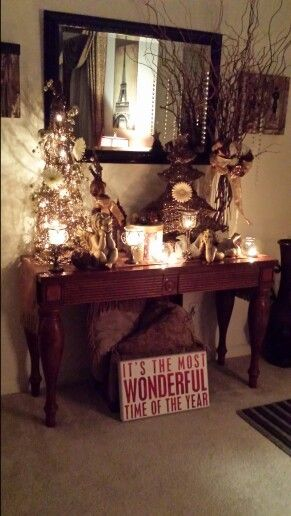 Decorating Foyer Table For Christmas : Best frontyard entry door ideas decor images on