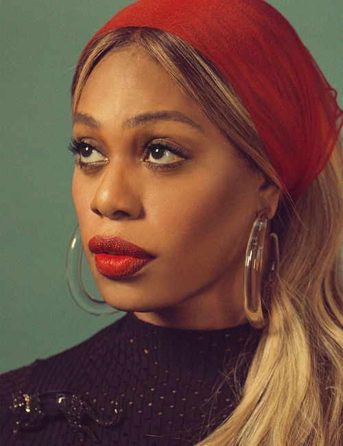 flawlessbeautyqueens:  Laverne Cox photographed by Janell Shirtcliff for Ladygunn