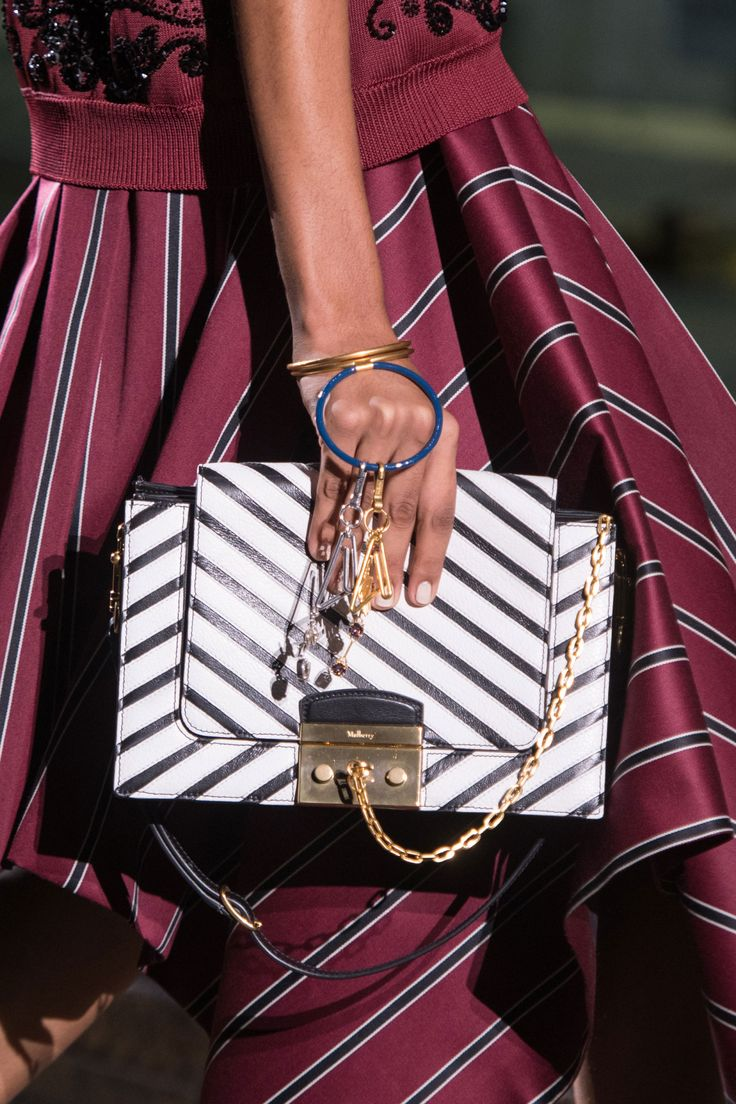 Mulberry | Spring 2017 Details