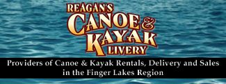Reagan's Finger Lakes Canoe & Kayak Livery - Finger Lakes Canoe Rentals, Finger Lakes Kayak Rentals, Canoe, Kayak and Stand Up Paddle Board Rental in Penn Yan, NY, Canoe, Kayak and Stand Up Paddle Board Rental in Hammondsport, NY, Canoe, Kayak and Stand Up Paddle Board Rental in Watkins Glen, NY, Canoe, Kayak and Stand Up Paddle Board Rental in Geneva, NY, Canoe, Kayak and Stand Up Paddle Board Rental in Canandagiua, NY, Canoe, Kayak and Stand Up Paddle Board Rental in Branchport, NY