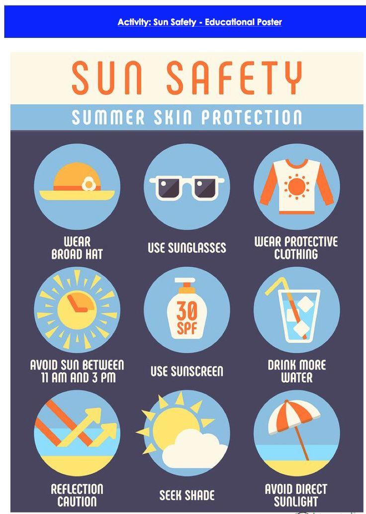 SUN PROTECTION - Maddison Safety