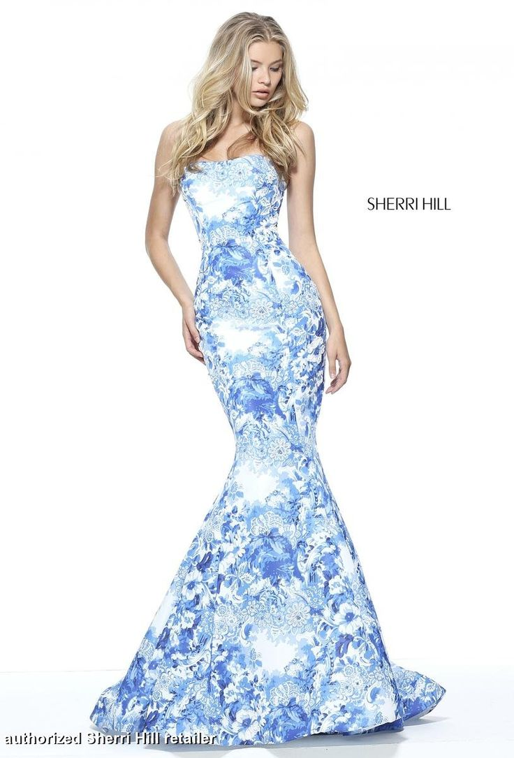 Atemberaubend 2015 Prom Kleider Sherri Hügel Fotos - Brautkleider ...