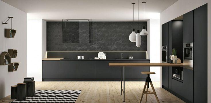 Inspirational Black High Gloss Cabinet