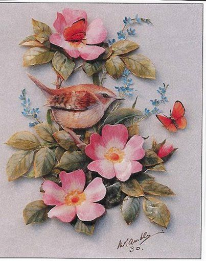 ... PRINTS AND WORK WITH FLOWERS (p. 33) | Learning Crafts is facilisimo.com