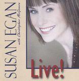 Susan Egan Live! [CD]