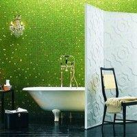 bagno verde e ner