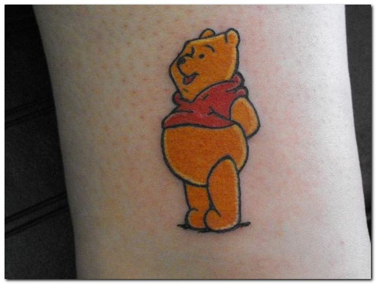 bear tattoos   teddy bear tattoo   Tattoos10