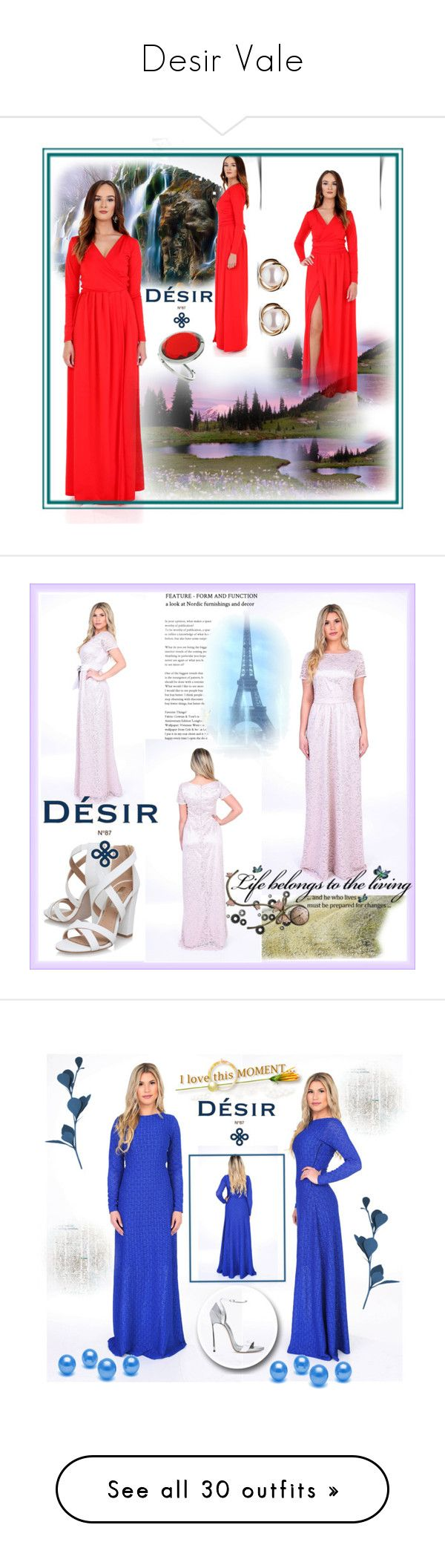 """Desir Vale"" by majaa12 ❤ liked on Polyvore featuring Miss Selfridge, Trilogy, Miss KG, plus size dresses, Casadei, Manolo Blahnik, Simone Rocha, Guerlain, Envi: and Jimmy Choo"