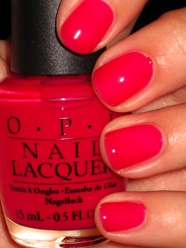 OPI . Too Pink to Hold'Em