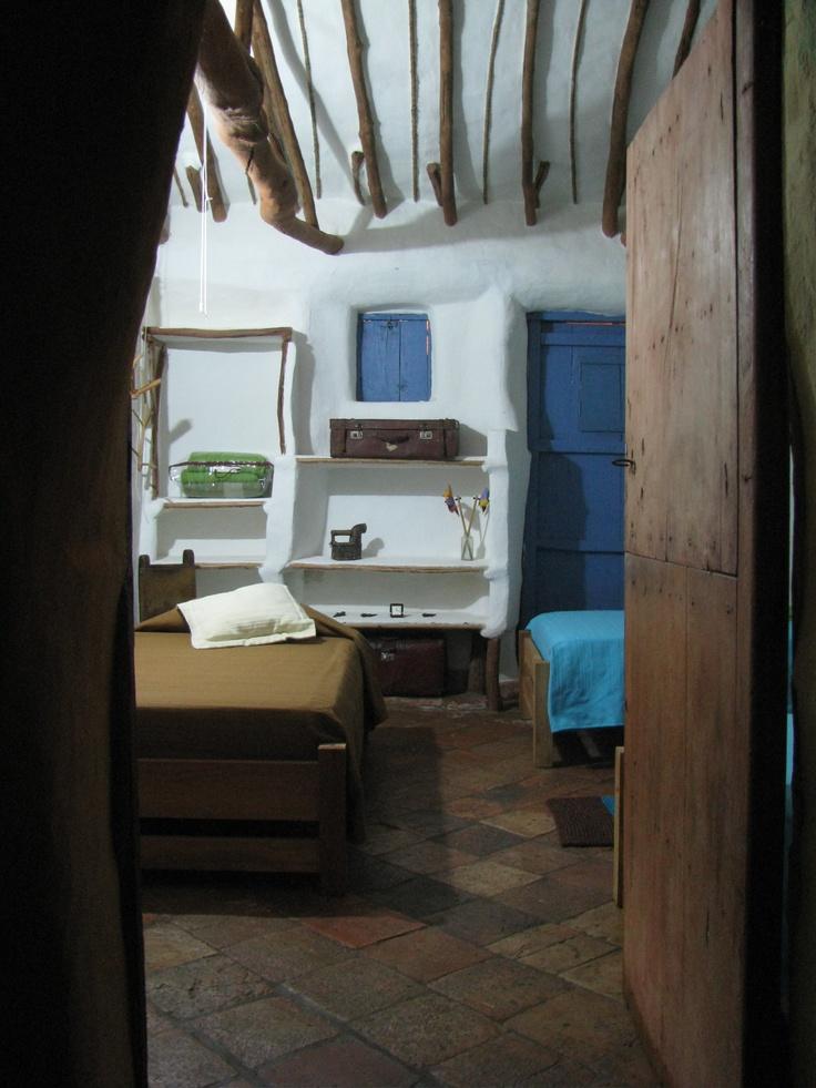 Casa Huaira (Barichara-Colombia)