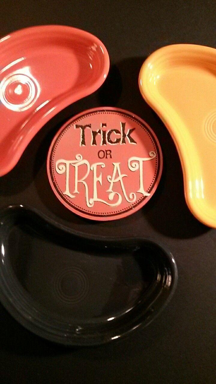 499 best Fiesta® / Homer Laughlin China: Halloween images on Pinterest