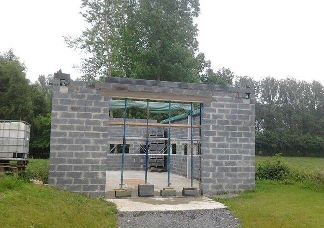 Monter Un Garage En Parpaing Construire Prix Gallery Of Hygee Home Outdoor Decor Patio