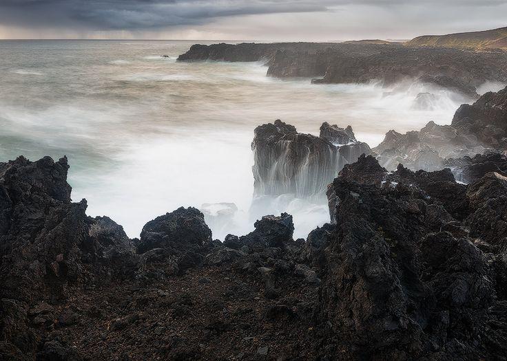 Snæfellsnes Peninsula, #Iceland • Emmanuel Coupe-Kalomiris • #Landscape #Photography