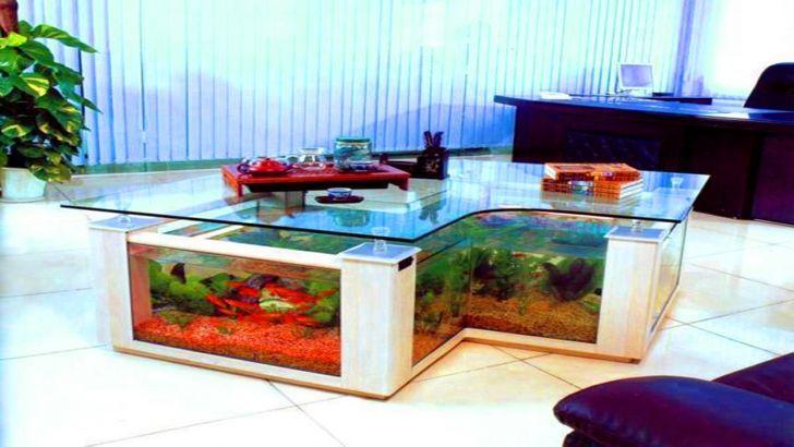 Amazing Fish Tank Dining Table Ideas Diningtable