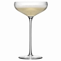 Tall Stemmed Champagne Saucer