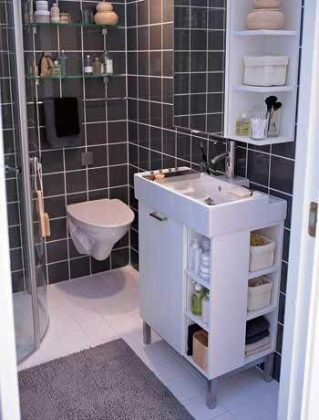 Small Bathroom No Storage 41 best when space is tight! images on pinterest | home, small
