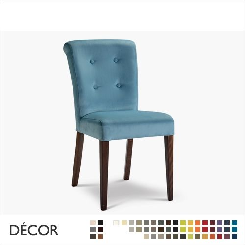 Arianna chair with buttons eco leather-based & designer materials minimal order amount: 4