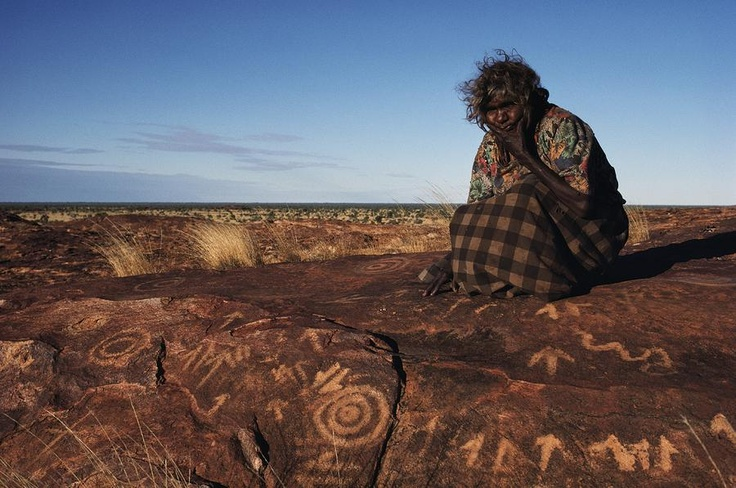 Australian Aboriginal in Western Australia