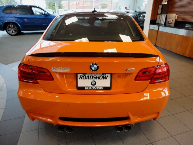 2013 Fire Orange BMW M3 Lime Rock Edition Http://www.iseecars.