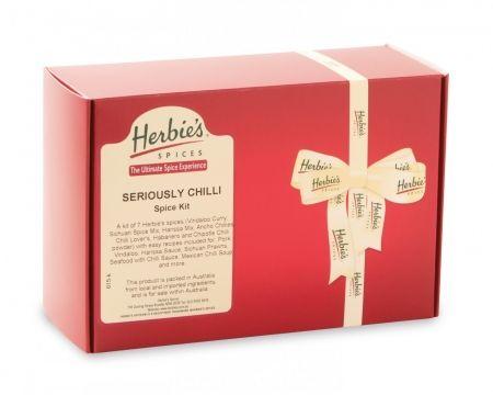 Seriously Chilli spice kit - hardtofind.