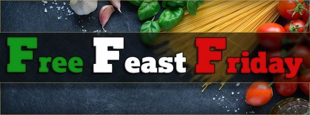 Win a meal for two to celebrate the new Zizzi Restaurant opening at The Broadway, Bradford! Source: Free Feast Friday | SPI - Pulse 1