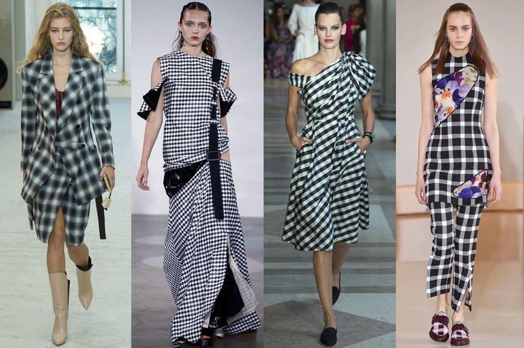 Louis Vuitton, Toga и Carolina Herrera весна-лето 2017, Christopher Kane resort 2017